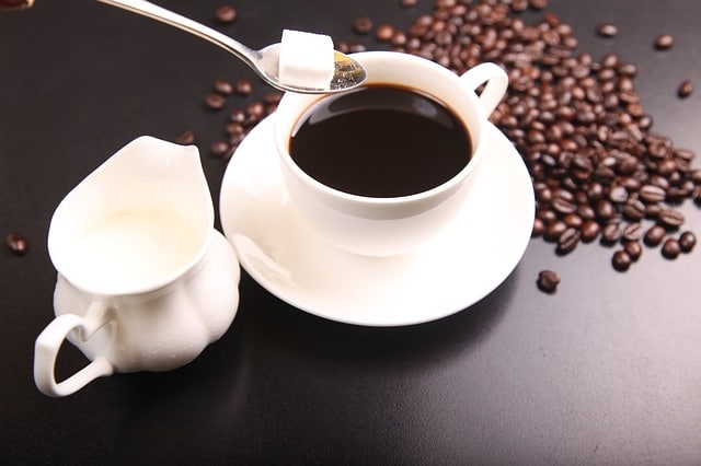 cafeína tem efeito