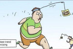 A ultima tendência em exercício