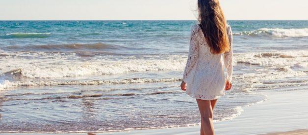 Cuidados a ter com o cabelo na praia