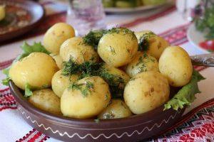 Batatas para baixar a pressão arterial