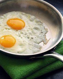 Ovos e os riscos de colesterol