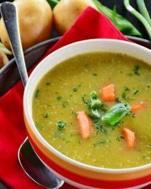 Dieta da sopa, dieta para reduzir o colesterol
