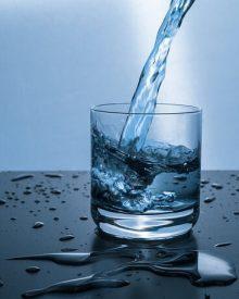 A importância de beber líquidos