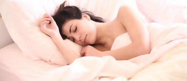 Para ser mais bela, durma mais
