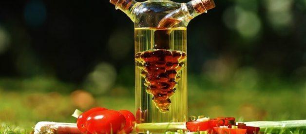 O vinagre ajuda a emagrecer