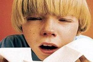 tosse alergica