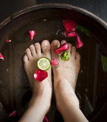 fungos dos pés