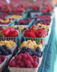 Calendário da época da fruta em Portugal