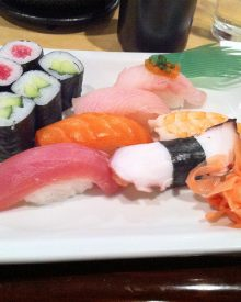 beneficios do sushi