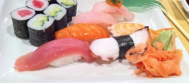 beneficios do sushi