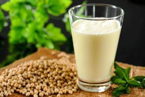 leite de soja malefícios