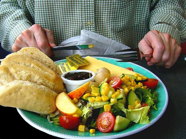 alimentos com menos calorias