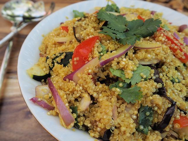 consumo de quinoa