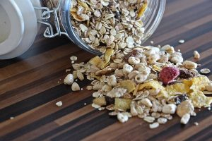 Alimentos com pouco colesterol