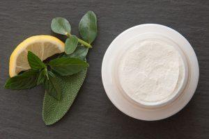 Creme detox para a pele e corpo
