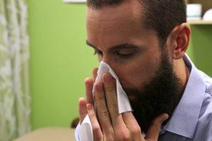 congestão nasal crónica