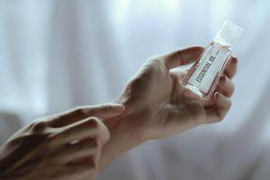 Óleos essenciais para a congestão nasal