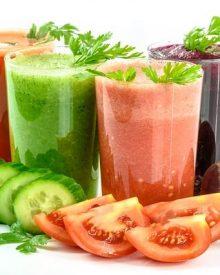 Dieta detox de 2 ou 3 dias