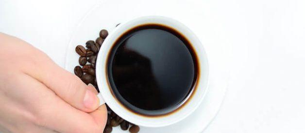 Como dormir depois de beber café