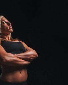 Musculação aplicada à estética feminina