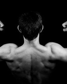 treino de ombros