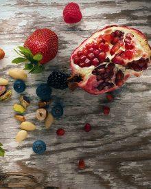 Alimentos que ajudam a ficar em forma rapidamente