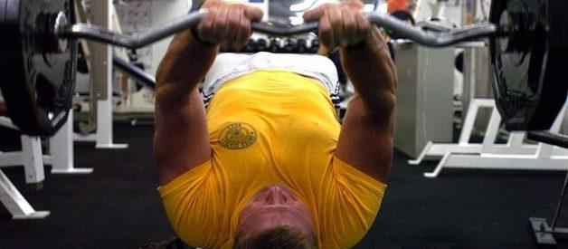 Mitos da musculação