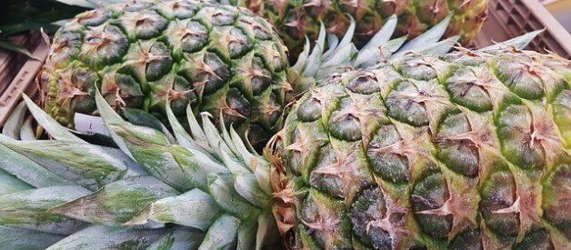 dieta do ananás