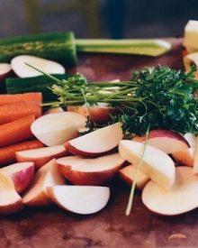 Dieta dos Alimentos Crus