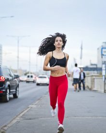 Como respirar corretamente enquanto corre